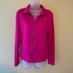Under Armour Semi-Fitted Jacket, Size Small